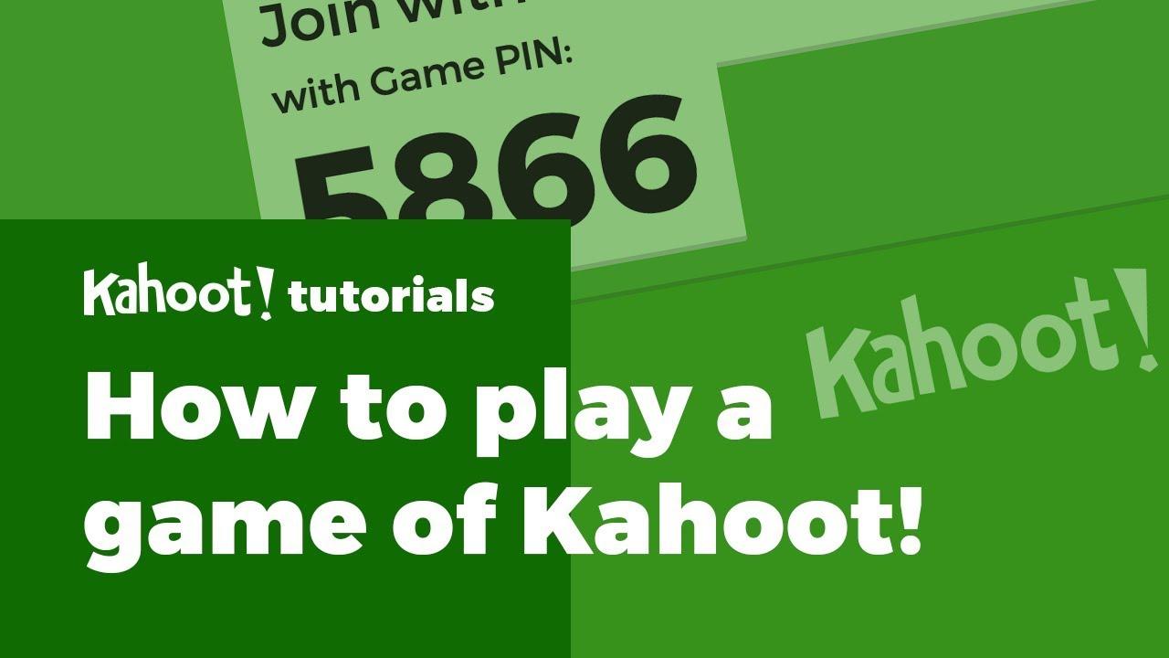 Play-Kahoot